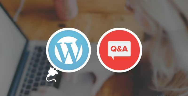 Best WordPress Q&A Plugins to Stir Up Conversations