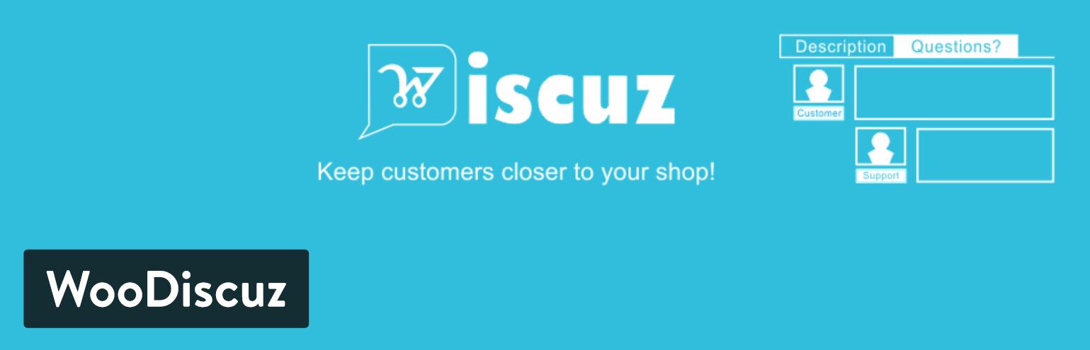 WooDiscuz WordPress plugin