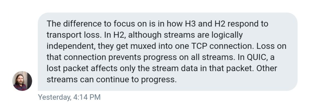 Lucas Pardue on HTTP/3